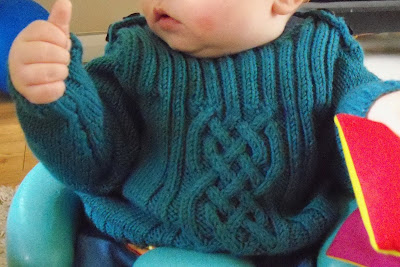 Rowan Jiminy Sweater
