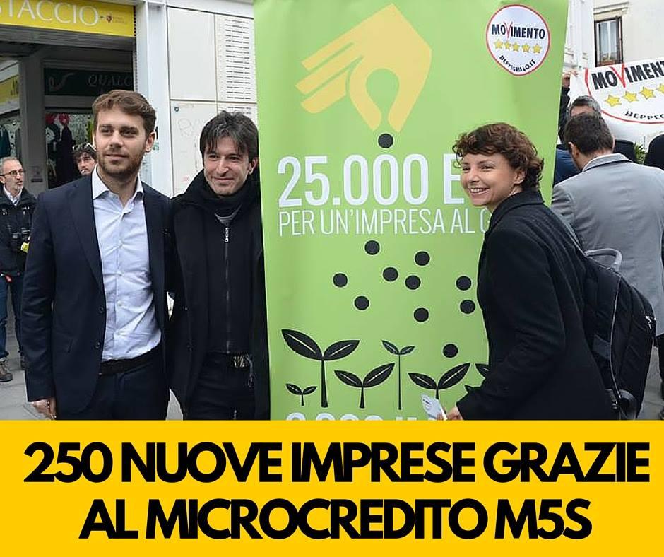 Palo in movimento il microcredito un prestito che for Puoi ottenere un prestito per comprare terreni
