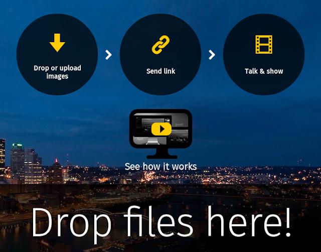 Live.Pics.io 支援語音的即時線上照片分享服務平台