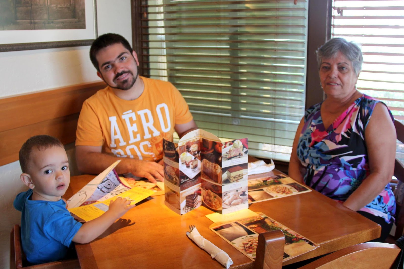 As aventuras do heitor pelo mundo restaurantes olive garden - Olive garden international drive orlando ...
