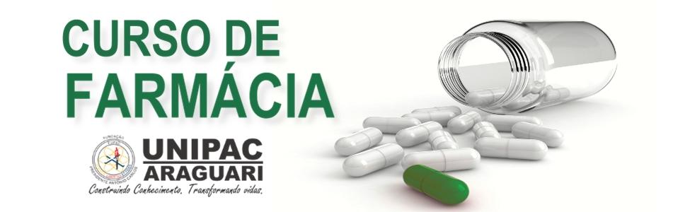 Curso de Farmácia UNIPAC Araguari