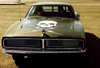 Dodge Charger RT From Death Proof Cool Cars In Movies - Cool cars quentin
