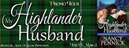 My Highlander Husband Promo & Giveaway
