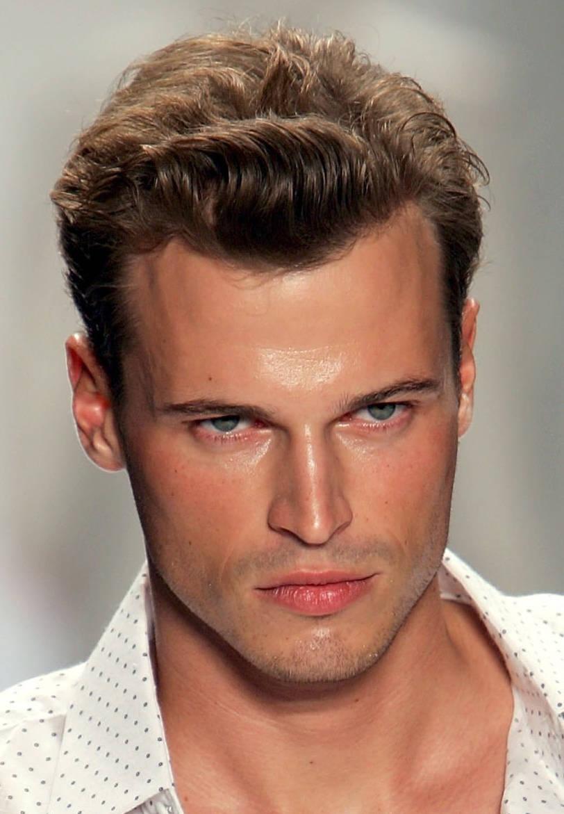 Cortes de pelo corto para los hombres 2012 2013 peinados - Peinados de hombres ...