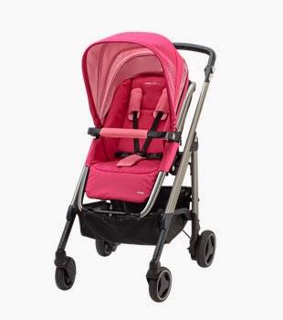 New loola Rosa Silla de paseo bebé