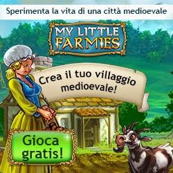 My Little Farmies, il gioco browser sulla fattoria medievale