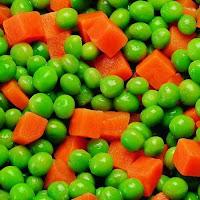 Ensalada de verduras sencilla y saludable