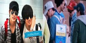 Foto Super Junior Suju di Bandara Jelang Konser di Jakarta Indonesia