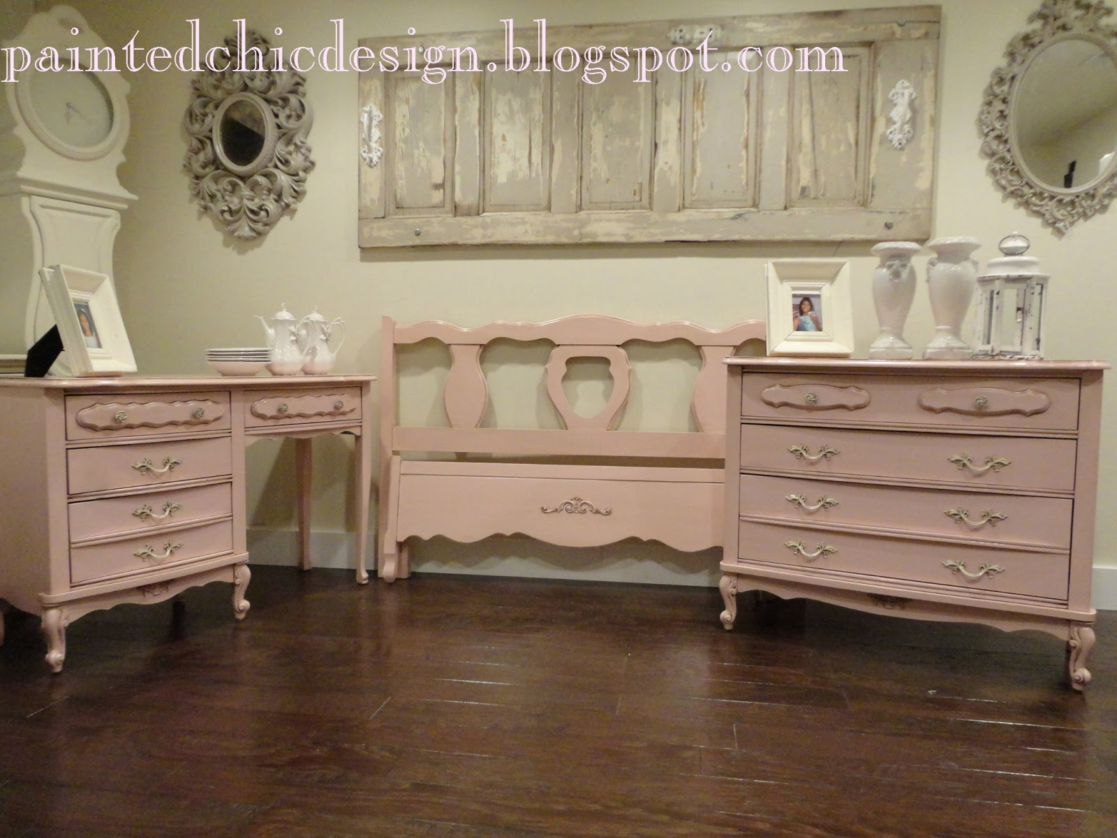 The Painted Chic Design Shabby Dresser SOLDSOLD