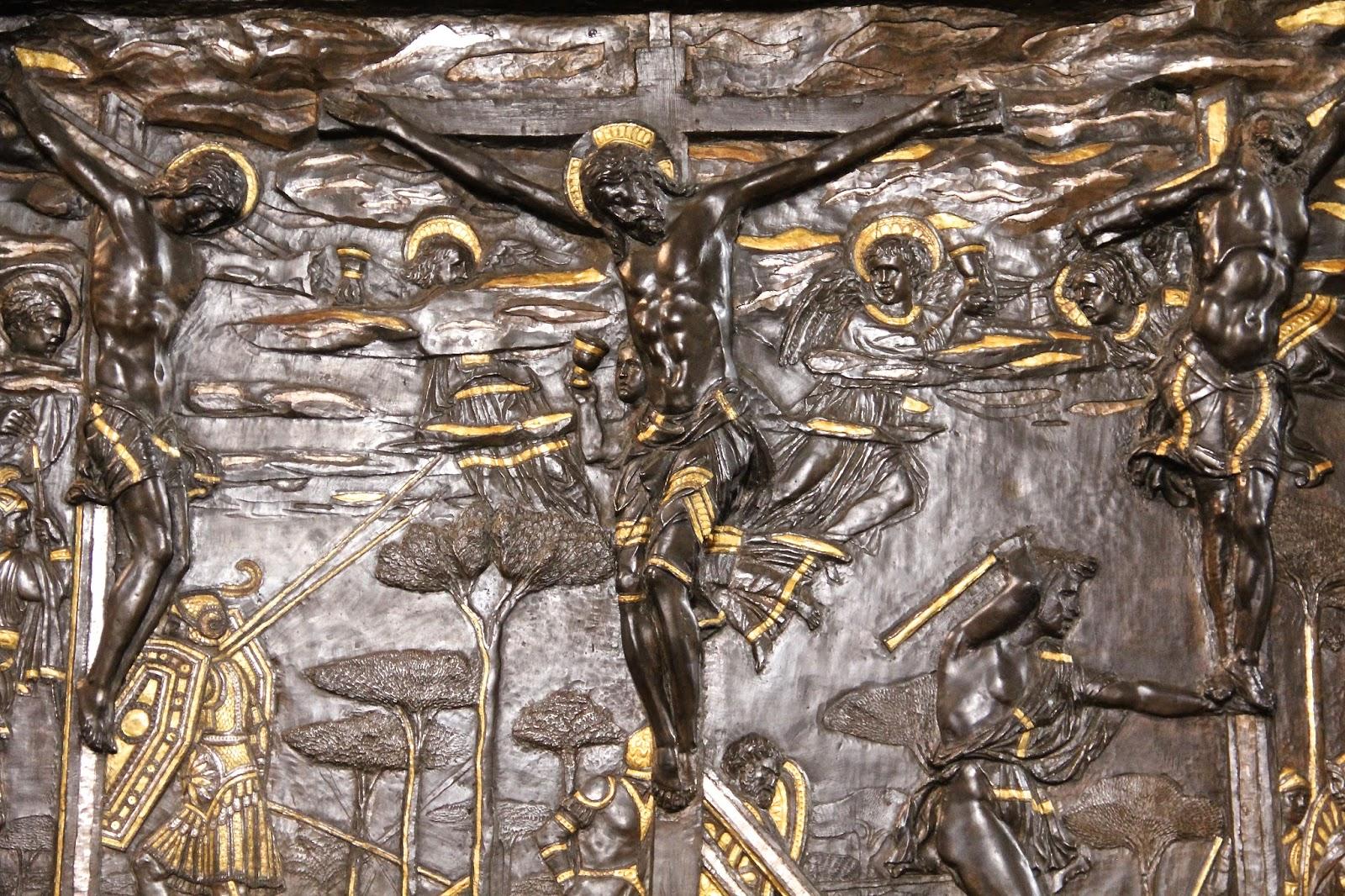 The Crucifixion Donatello   www.pixshark.com - Images ...