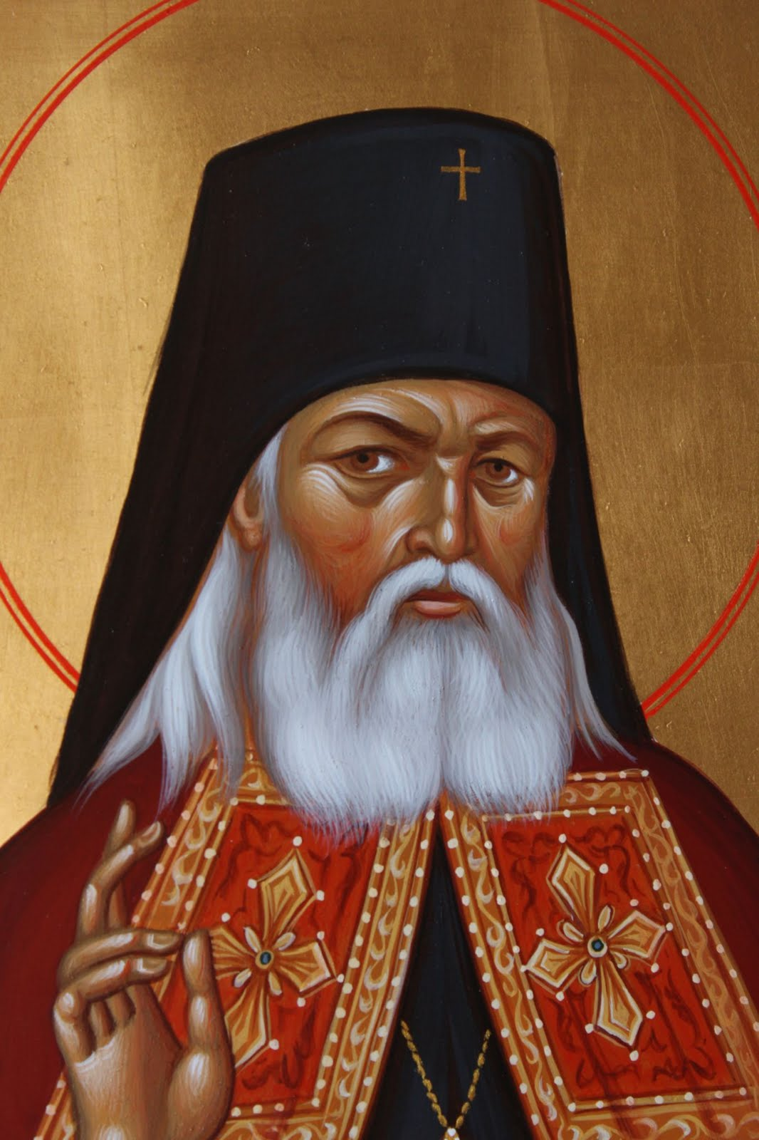 Biography and Prayer to St. Luke (Voyno-Yasenetsky) 50