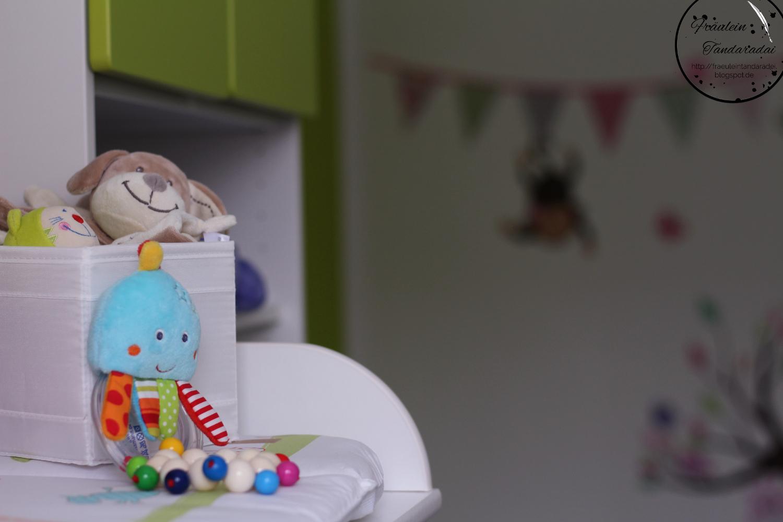 Fräulein tandaradei: einblicke in das kinderzimmer...wenig text ...