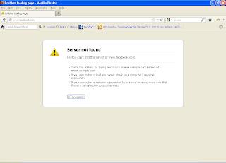 Membuka Situs yang diblokir Admin Server Dengan Mudah