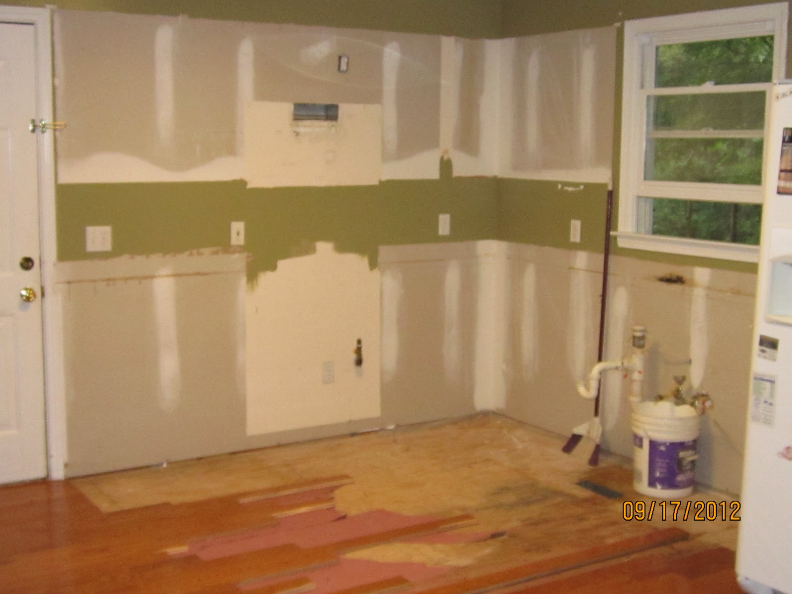 Roy carpentry incorporated photo gallery telephone for When remodeling a kitchen where to start