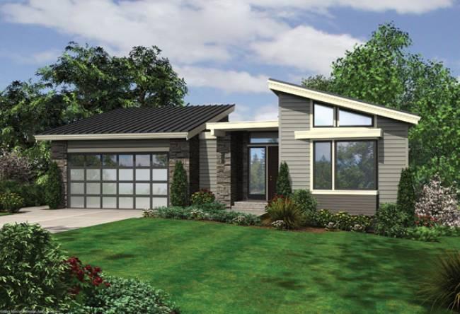 Modern mini homes designs ideas.