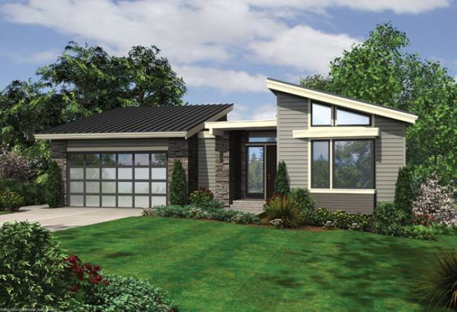 New home designs latest modern mini homes designs ideas Contemporary home design