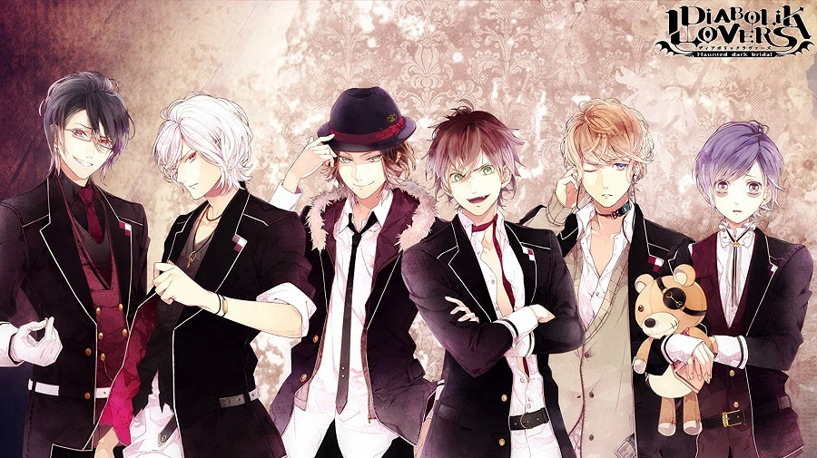 Diabolik Lovers - 1ª Temporada Torrent Imagem