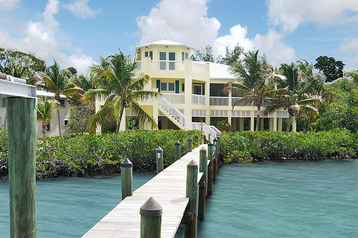 The Florida Keys Real Estate Conchquistador Just Closed