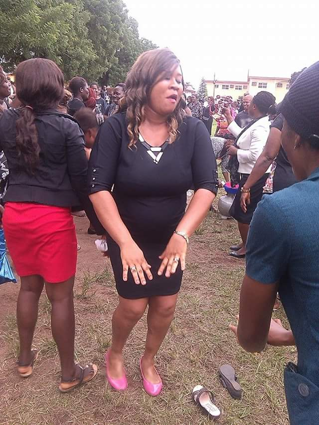 Staff In Wild Jubilation Over The Sack of Dr Angela Uwakwem The CMD Of FMC Owerri
