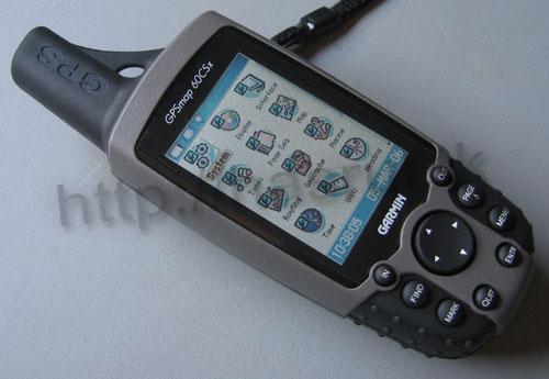Cara Menggunakan Garmin GPSMAP 60CSX (3)