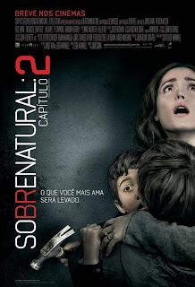 Filme Poster Sobrenatural: Capítulo 2 TS XviD & RMVB Dublado
