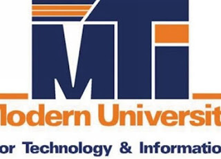 Modern University for Technology expenses mti
