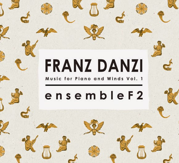 Franz Danzi - music for piano and winds volume 1 - Devine Music