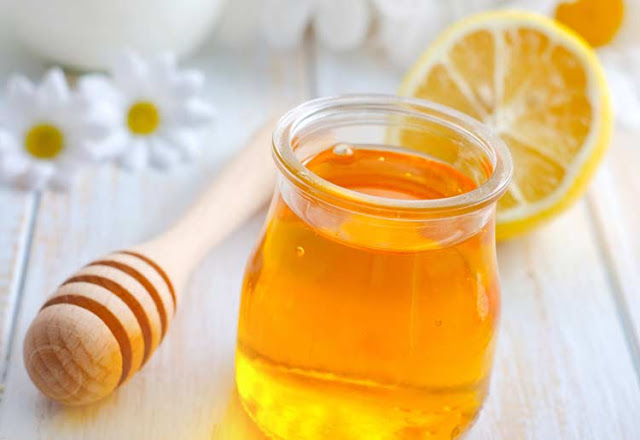 honey and ginger tea for weight loss