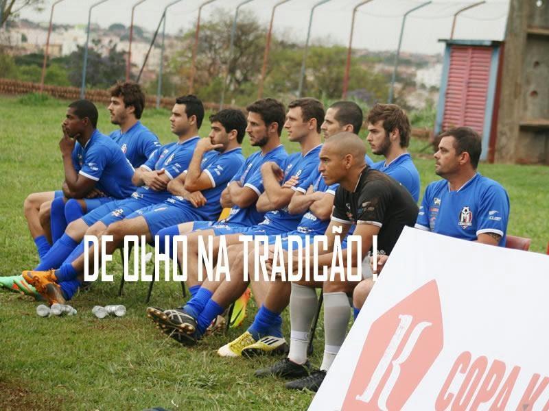 Mistura FC e Corinthinha - Campeões da Kaiser que venceram na estréia do Grupo A