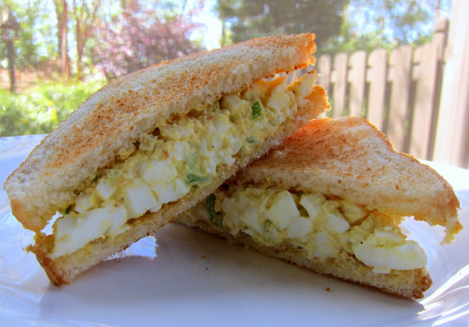 The Masters Egg Salad | Plain Chicken