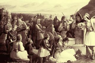 27 Ιανουαρίου του 1827 - Η μάχη του Καματερού