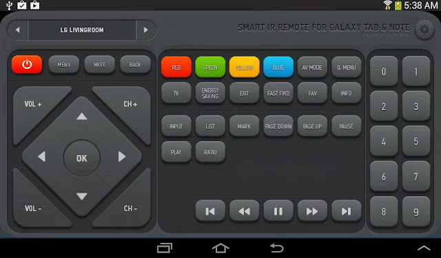 Smart IR Remote - Samsung / HTC v1.6.1 apk download