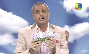 TRIBUNA DE PERIODISTAS: Jorge Rial...