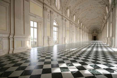 Salah satu Istana Terbesar dan Luas