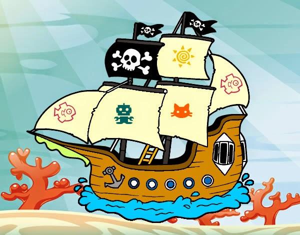 Els/les pirates de 5 anys de Can Cervantes