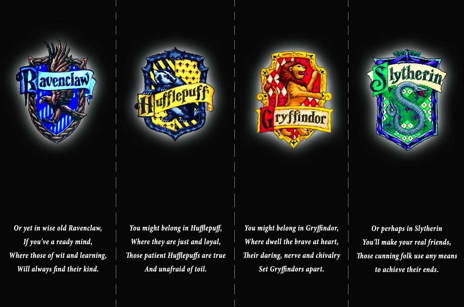 O novo nov ssimo box especial de anivers rio do harry potter - Test de harry potter casas ...