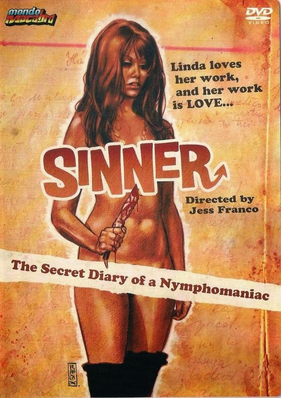 Sinner – Diary of a Nymphomaniac 1973