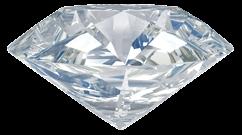 Batu kelahiran Bulan April adalah diamond