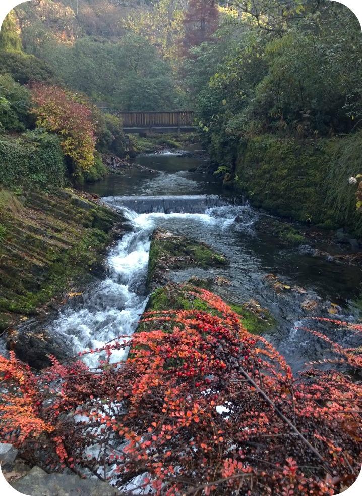 Bodnant Garden Snowdonia