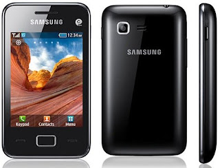 Samsung Star 3 WiFi Mobile