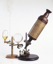 Microscópio composto de Hooke