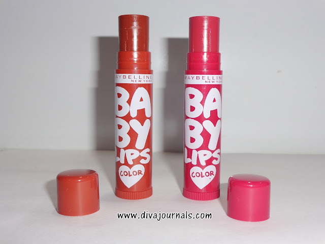 Maybelline Baby Lips Spiced Up Lip Balms-Tropical Punch & Spicy Cinnamon Reviews