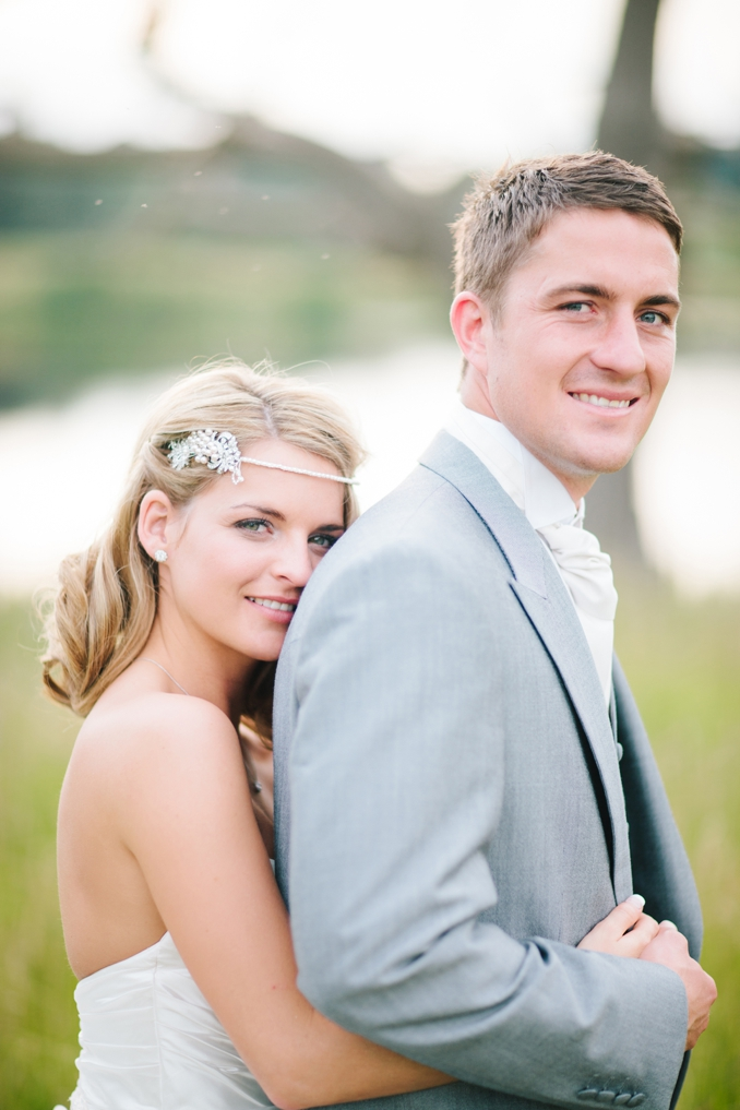 Gorgeous wedding portrait by STUDIO 1208