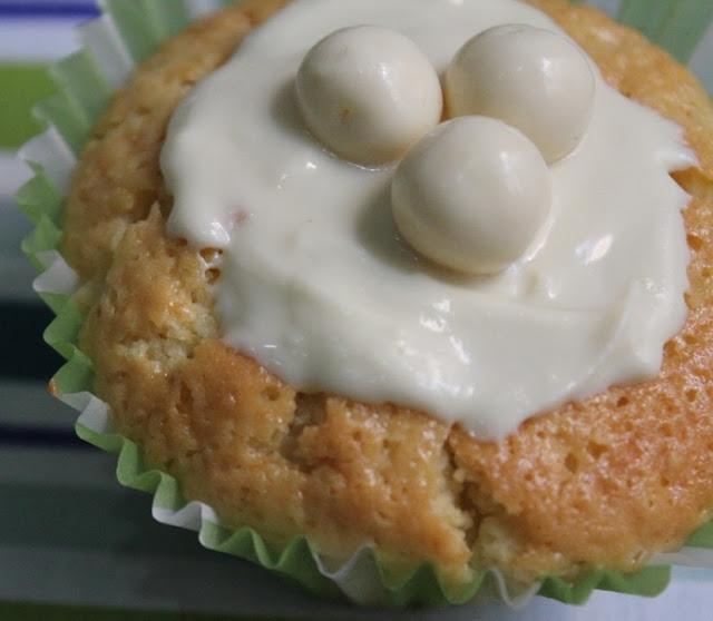 El dulce mundo de Nerea - Muffins de limòn y chocolate blanco