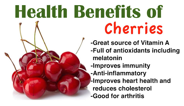 10 Health Benefits of Cherry