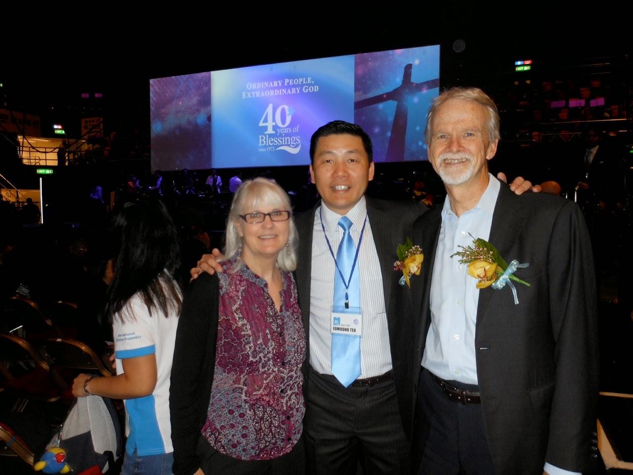 Hong Kong's ICA's 40th