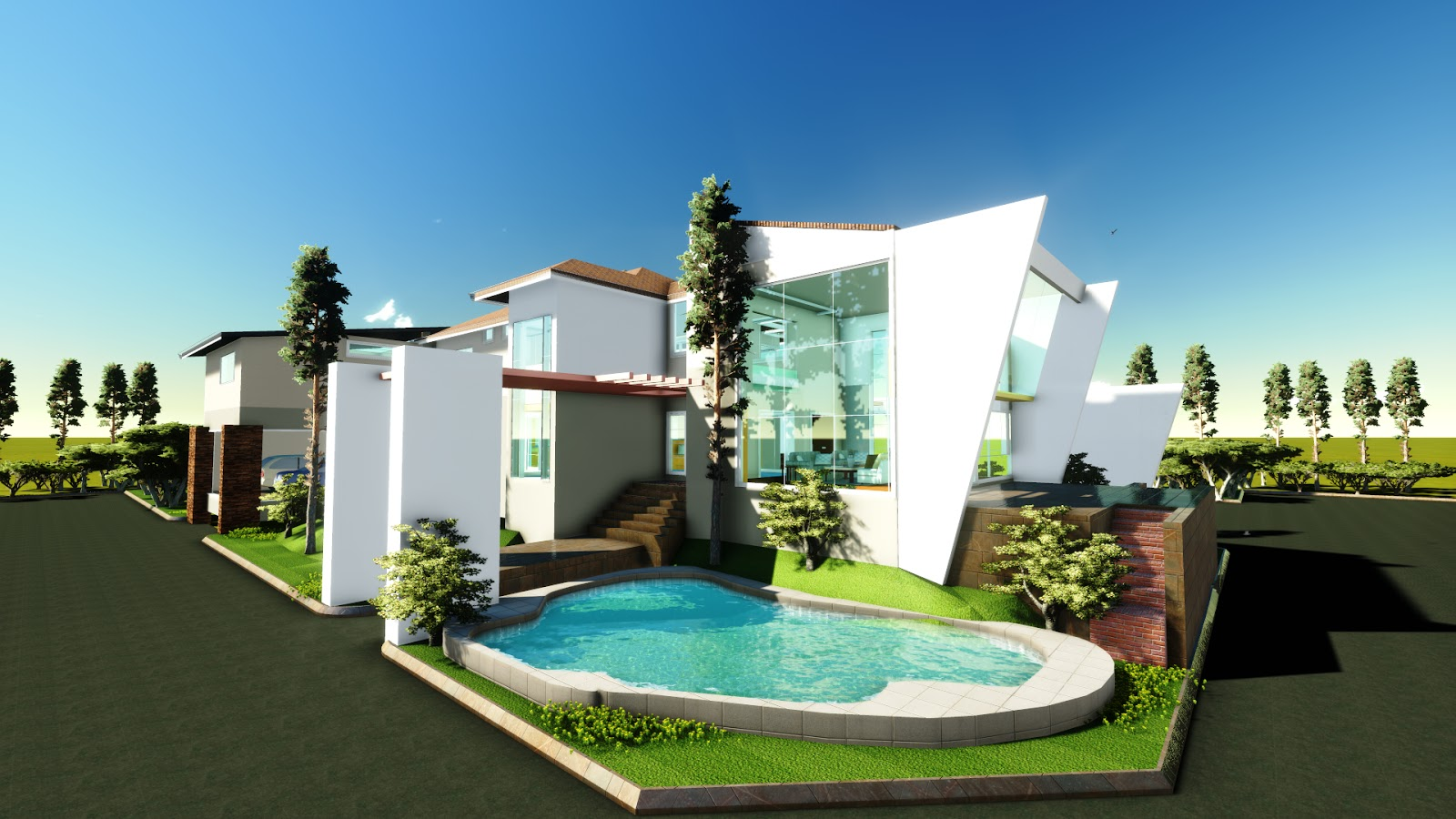 Model houses design in the philippines home design and style for House models in the philippines