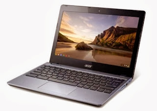 Image of Acer C720P laptop