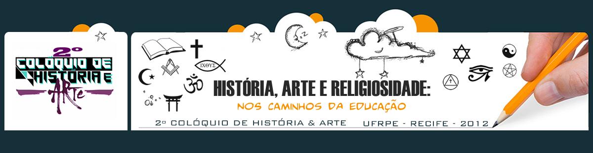 2º Colóquio de História e Arte em 2012 na UFRPE