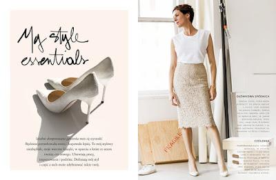 książka modowa blogerka modowa Love x Style x Life fashion book prezent na Wigilię 2015